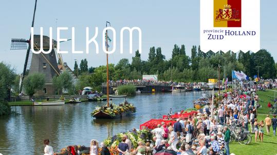 Provincie Zuid-Holland Sponsor & Deelnemer