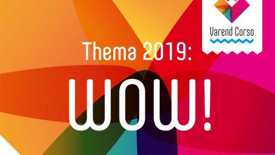 Varend Corso thema 2019